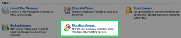 plesk migrationmanager Want to Move Your Site Easily? Plesk Has You Covered!