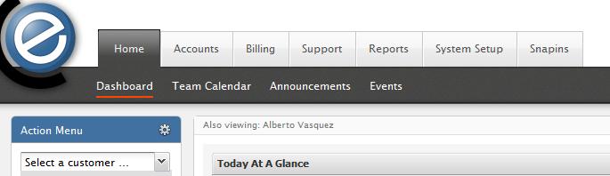 ce41alphapreview ClientExec ha Anunciado un Vistazo en su Versión 4.1