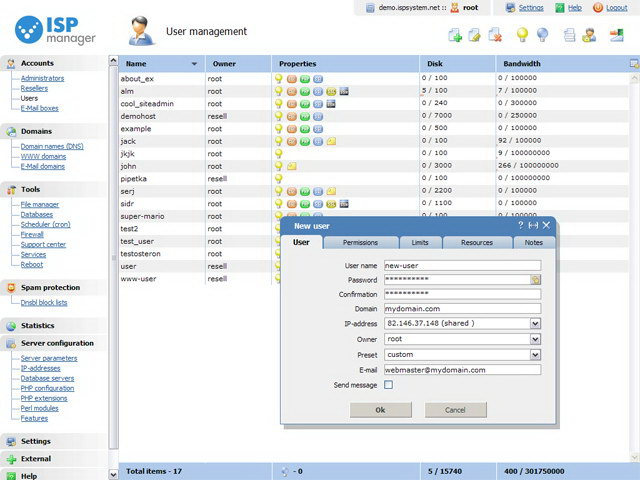ispmanager license ISPManager   Un panel de control con muchas ventajas