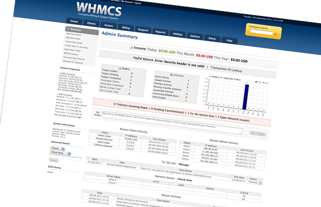 WHMCS License Hosting Provider WHMCS   Get Your cPanel Hosting Business Started with WHMCS