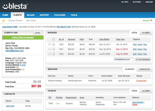 Blesta License Alternative Have You Checked the Blesta Alternatives?