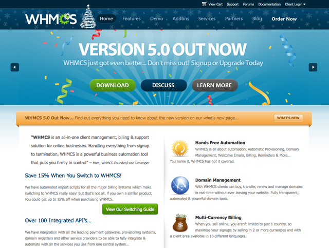 whmcs license reseller WHMCS Reseller   We are Happy to be Part of the WHMCS Team!