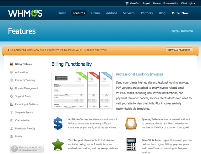 WHMCS License WHMCS – Branded or Non Branded?
