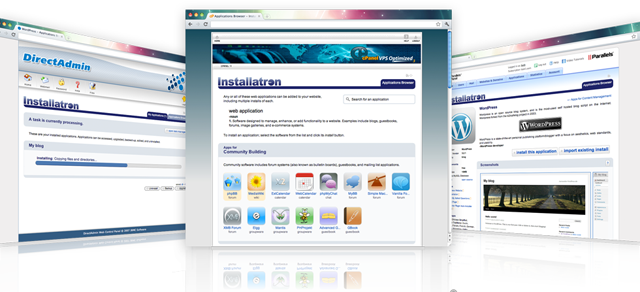 installatron license How does Installatron Compare to Fantastico?