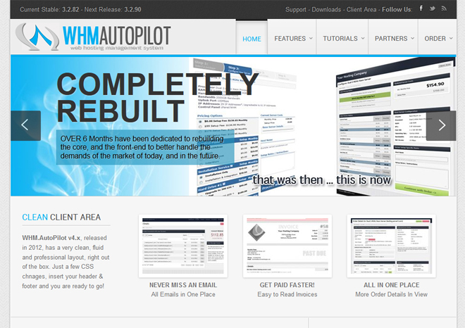 whmautopilot 4 0 release WHMAutoPilot   Is this Billing System Coming Back to Life?