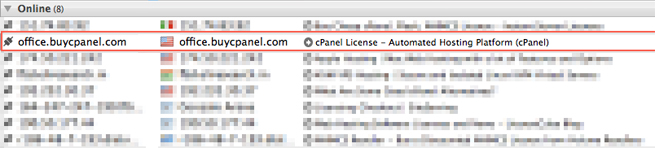 buycPanel snooping Hosting Licensing Customer Appreciation